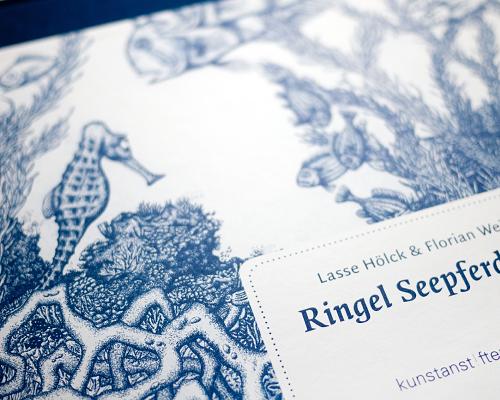 Thumb-Ringel-Seepferd