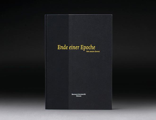 Anthologie »Ende einer Epoche«